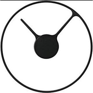 アクタス(ACTUS)の新品 stelton ステルトン 掛け時計 タイムクロック time 30cm (掛時計/柱時計)