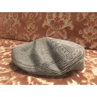 ヴィヴィアンウエストウッド(Vivienne Westwood)のVivienne Westwood 夏用 ベレー帽(ハンチング/ベレー帽)
