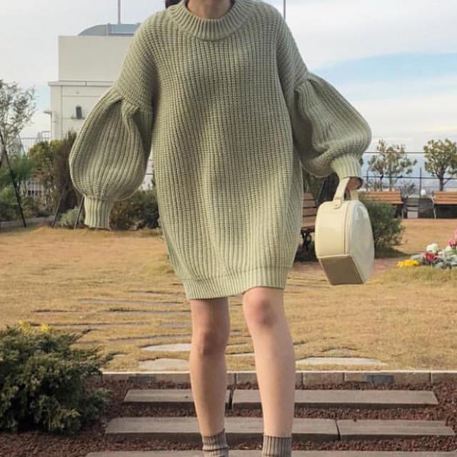 who's who Chico(フーズフーチコ)のチコ ワンピ♡ レディースのワンピース(ひざ丈ワンピース)の商品写真