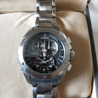 セイコー(SEIKO)のmakomako様専用 SEIKO キネティック ブライツ 時計(腕時計(アナログ))
