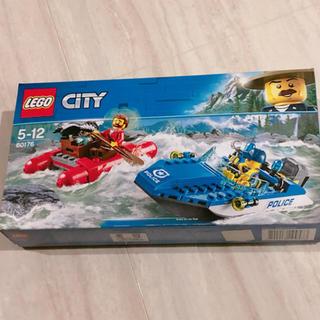 レゴ(Lego)のレゴ シティ 60176 激流のボートチェイス(積み木/ブロック)