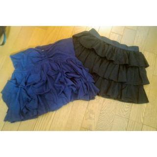 ラルフローレン(Ralph Lauren)の ラルフ・ローレン ミニスカート セット 160(スカート)