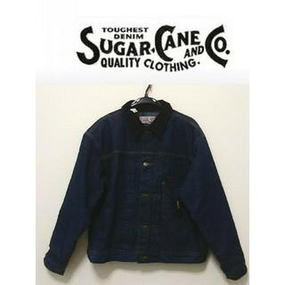 シュガーケーン(Sugar Cane)の【 SUGAR CANE 】シュガーケーン カバーオール デニムジャケット(Gジャン/デニムジャケット)