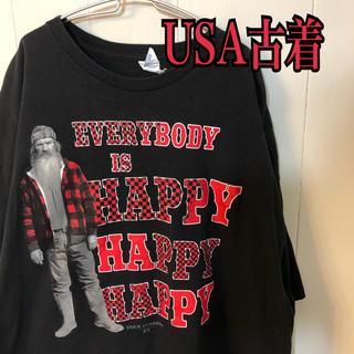DUCK DYNASTY  Tシャツ USA古着(Tシャツ/カットソー(半袖/袖なし))