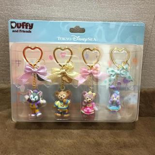 Disney - TDS☆ディズニーシー☆ハートウォーミングデイズ2019☆キーチェーンセット新品