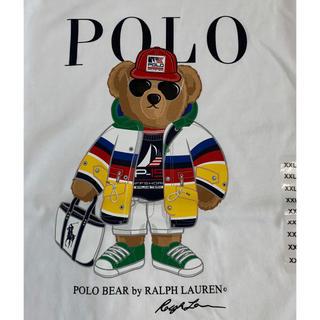 ポロラルフローレン(POLO RALPH LAUREN)のポロベア  ビッグTシャツ(Tシャツ/カットソー(半袖/袖なし))