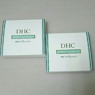 ディーエイチシー(DHC)の2箱❇DHC 薬用 レチノAエッセンス❇アイケア 美容液 レチノール(アイケア / アイクリーム)