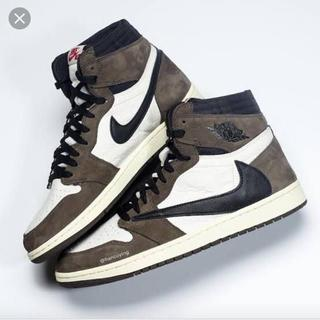 NIKE - TRAVIS SCOTT NIKE AIR JORDAN 1 HIGH