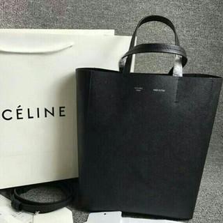 セリーヌ(celine)のセリーヌスモールサイズ黒カバ ハンドバッグ  (ハンドバッグ)
