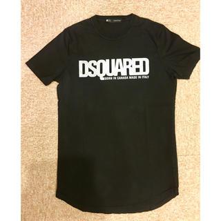 ディースクエアード(DSQUARED2)の【特価】ディースクエアード デカロゴ Tシャツ(Tシャツ/カットソー(半袖/袖なし))