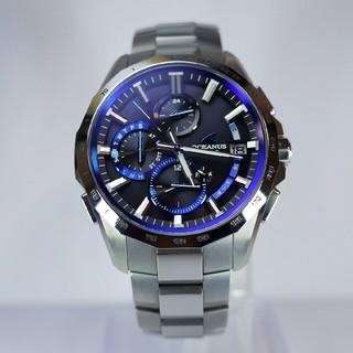 カシオ(CASIO)のカシオ オシアナス マンタ OCW-S4000(腕時計(アナログ))