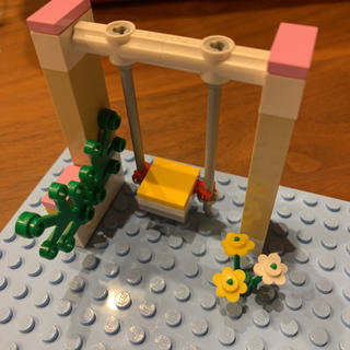 レゴ(Lego)のレゴフレンズ ブランコ お花(積み木/ブロック)