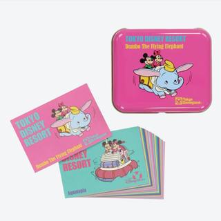 Disney - ❤ディズニー レトロシリーズ メッセージカード