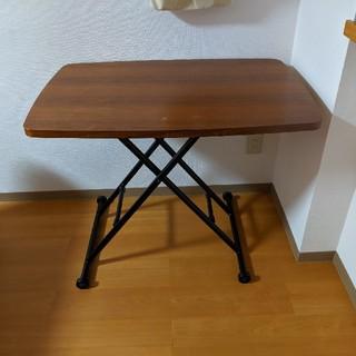 高さ変更可能対応ダイニングテーブル☆