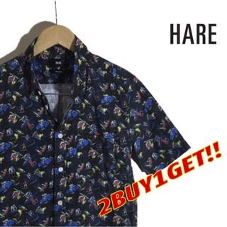 HARE - HARE short-sleeved shirt