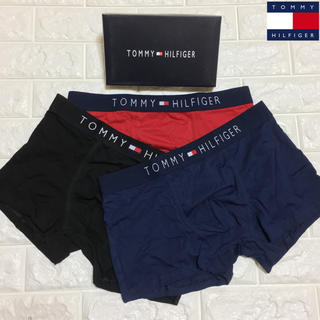 TOMMY HILFIGER - 【 TOMMY トミー 】3点セット!ボクサーパンツ ★送料無料!