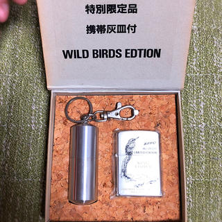 ジッポー(ZIPPO)のZIPPO WILD BIRDS EDTION(タバコグッズ)