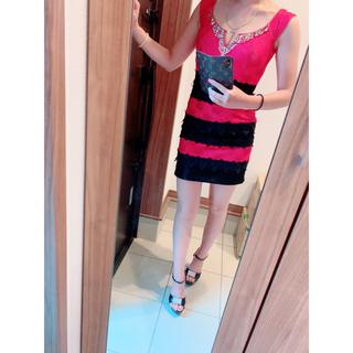 ROBE de FLEURS Glossy♡キャバドレス