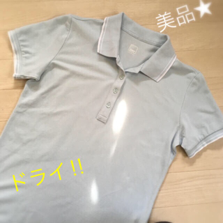 シマムラ(しまむら)の美品ポロシャツ ドライ速乾‼︎(ポロシャツ)