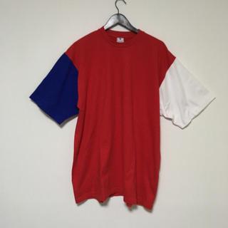 ジーコックウエスト ビッグサイズTシャツ(Tシャツ/カットソー(半袖/袖なし))