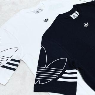 adidas - アディダス アウトライン Tシャツ 半袖