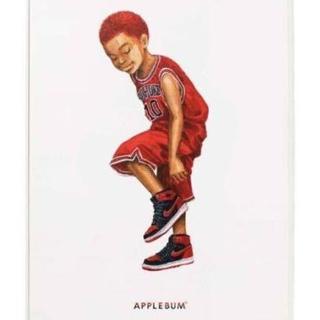 APPLEBUM - DANKO 10 ポスター(A1)赤坊主