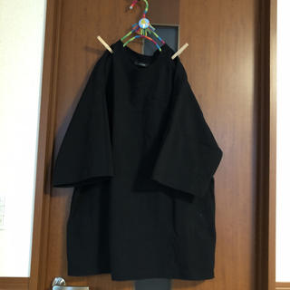 ダブルクローゼット(w closet)の♡ビッグシルエット、オーバーサイズカットソー♡(Tシャツ/カットソー(半袖/袖なし))