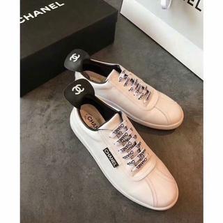 シャネル(CHANEL)のシャネル靴スニーカー 23.5CM(スニーカー)