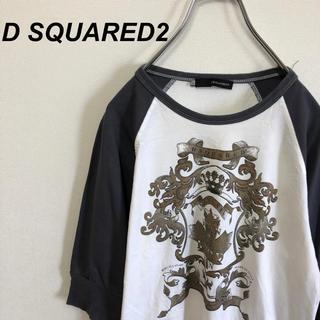 ディースクエアード(DSQUARED2)の古着 D SQUARED2 ディースクエアード Tシャツ(Tシャツ/カットソー(半袖/袖なし))