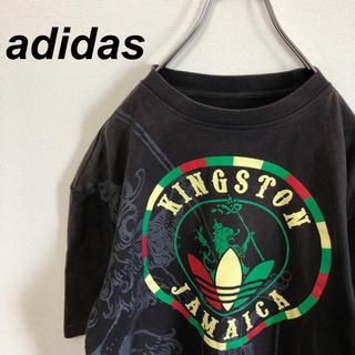 adidas - 90s adidas アディダス Tシャツ ジャマイカ