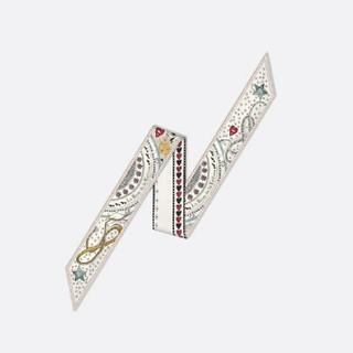 ディオール(Dior)の値下げ↘️お買い得⚠️新品✨ディオール ミッツァスカーフ(バンダナ/スカーフ)