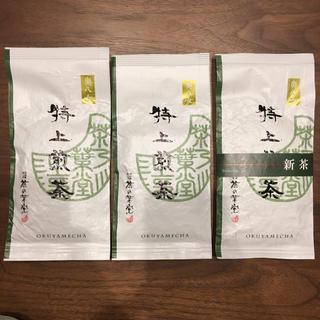 特上 奥八女茶 100g×3(茶)
