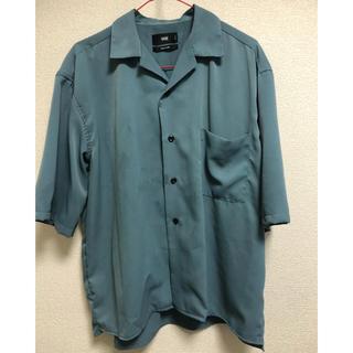 HARE - HARE オープンカラーシャツ ハレ