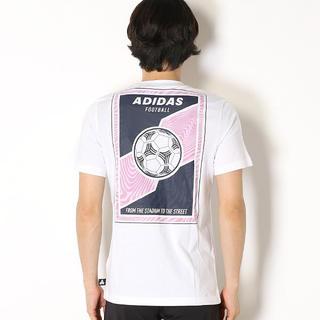 アディダス(adidas)の⭐️新品未使用⭐ アディダス TANGO STREET ポスター Tシャツ(Tシャツ/カットソー(半袖/袖なし))