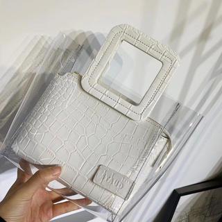 アパルトモンドゥーズィエムクラス(L'Appartement DEUXIEME CLASSE)のstaud新品バック(トートバッグ)