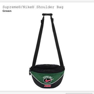シュプリーム(Supreme)のSupreme Nike Shoulder Bag Green ショルダー 緑(ショルダーバッグ)