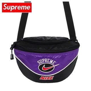 シュプリーム(Supreme)の新品 パープル 19SS Supreme / Nike Shoulder Bag(ショルダーバッグ)