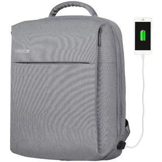 大容量ビジネス リュック USBポート付き(ビジネスバッグ)