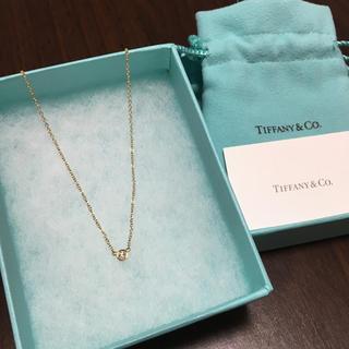 Tiffany & Co. - ティファニーバイザヤード 0.08ct