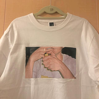 クリープハイプ 禁煙Tシャツ(ミュージシャン)
