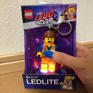 レゴ(Lego)のLEGO  レゴムービー エメット LED LITE キーホルダー キーチェーン(キーホルダー)