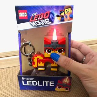レゴ(Lego)のLEGO  レゴムービー アングリーユニキャット LED LITE キーホルダー(キーホルダー)