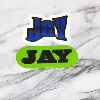 アイコン(iKON)の【JAY】iKON KHEMISTRY ステッカー (K-POP/アジア)