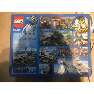 レゴ(Lego)のLEGO  シティエアカーゴターミナル 60022【レア】(積み木/ブロック)