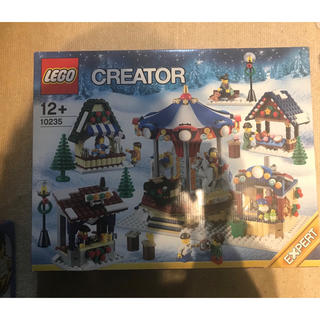 Lego - LEGO  レゴ ウィンタービレッジマーケット 10235