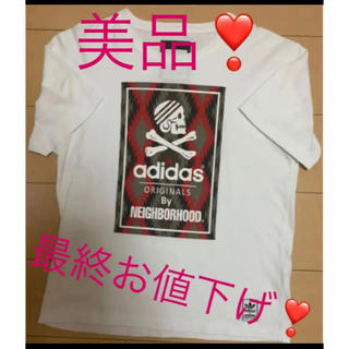 アディダス(adidas)のアディダスオリジナル★  コラボTシャツ(Tシャツ/カットソー(半袖/袖なし))