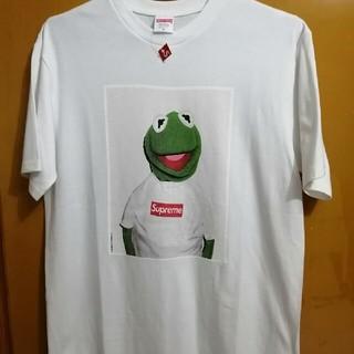 Supreme - supreme kermit tee カーミットTシャツ