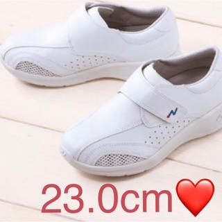 新品ナースシューズ♡23.0cm♡男女兼用♡23cm♡祝令和(その他)