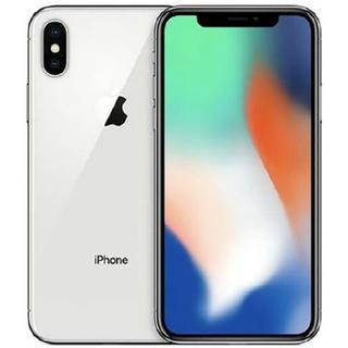 iPhone - 【新品】iPhoneX 64GB シルバー docomo