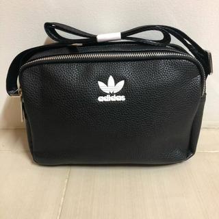 adidas - ADIDAS ショルダーレザーバッグ